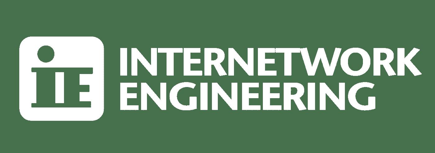 IE Logo WHITE